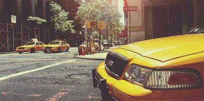 引き寄せタクシー