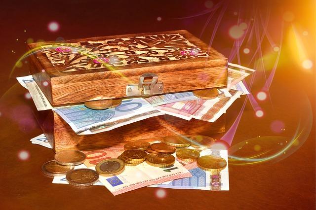 お金を宇宙にオーダーする方法
