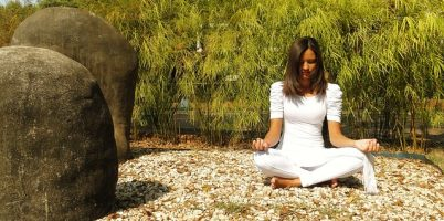 体心魂を調和させる深呼吸