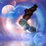 チャネリング・メッセージ 『宇宙には上下がない』
